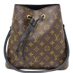LOUIS VUITTON NEONOE MONOGRAM CANVAS SHOULDER BAG